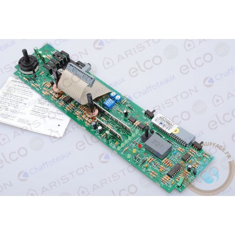 CIRCUIT IMPRIME DE REGULATION CHAFFOTEAUX Ref 61012951