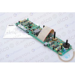 CIRCUIT IMPRIME DE REGULATION CHAFFOTEAUX Ref 61010047